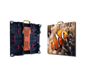 La vidéo d'intérieur polychrome de P3.91 LED de HD / la location de module menée SMD 250mm * 250mm a mené l'écran