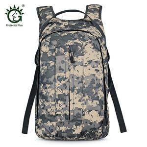Protector Plus водостойкой Тактический рюкзак сумка наплечники Открытый Мужская спортивная сумка Охота Рыбалка Отдых Туризм