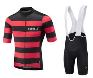 Morvelo takımı bisiklet forması 2019 Maillot ciclismo, Yol bisikleti sürme giysi, Motosiklet Bisiklet Giyim V2