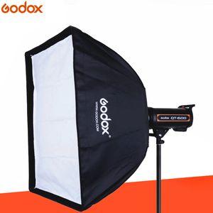 도매 UE-60x60cm 사진 스튜디오 사진 스피넬 라이트 스트로브 스튜디오에 대한 Bowens 구경과 직사각형 우산 소프트 박스