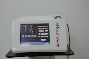 Yüksek Kaliteli Fiziksel Şok Dalgası Sistemi Ağrı Tedavisi Makinası İçin Ağrı Kesici Shockwave Tedavisi ED tedavisi Cihazı