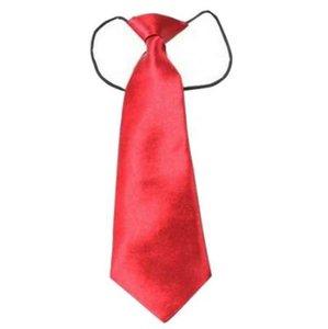 الفتيان الفتيات ربطة العنق الأطفال مدرسة سهرة الحرير الحرير مرونة العلاقات العنق التعادل للأطفال مدرسة الزفاف prom كليب على