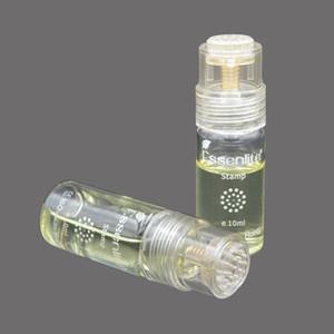 24K 20 broches Micro aiguille Derma Bouteille Sérum Hydra Roller Derma Stamp DERMAROLLER pour SCRAS traitement