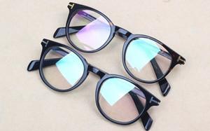 Оптические очки Frames Марка Дизайнер Мужчины Женщины Ретро Круглые очки в стиле ретро Plank Spectacle Рамка Черный Tortorise Рамки миопии очки