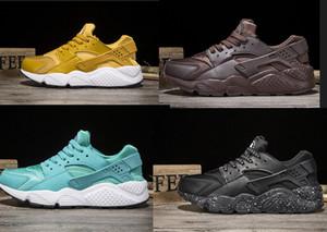 أحدث الأساليب عالية الجودة airs- huarace الرجال النساء عارضة الأحذية متنفس شبكة حار بيع للجنسين الأزياء والأحذية حجم 36-46