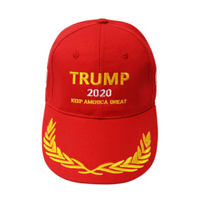 Embroidery 2020 Trump Support Apparel Hats Keep America Great Donald Trump Baseball Caps 2020 KAG Baseball Caps Adults Sports Hat