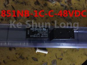 Бесплатная доставка (5 шт./лот) песня Чуан 851NB-1С-с-48В 851NB-1С-с-48В -851NB-1С-с-DC48V 7А мощность реле оригинальный новый