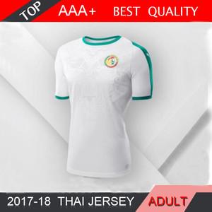 Сенегал Кубок мира футбол Джерси 2018 Главного белый 10 МАНЕ 2019 футбол shiirts Camiseta де Futbol 18 19 Футбол износ трикотажных изделий