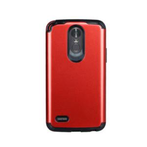 Телефон чехол для LG stylo3 ПК и силиконовый предотвращение столкновений ударопрочный падение 2018 новый стиль