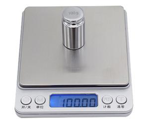 Dhl حار البسيطة الرقمية منصة مقياس مطبخ الغذاء الموازين عالية الدقة 0.01 جرام مقياس مجوهرات مقياس الجيب مقياس الشنق الإلكترونية دون بطارية