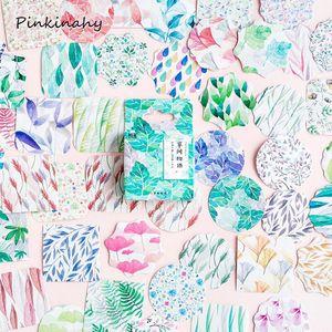 45 pcs/lot Plants  mini paper sticker decoration DIY ablum diary scrapbooking label sticker kawaii stationery