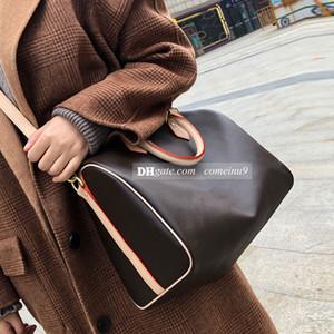 De calidad superior del diseñador de moda 25 30 35 bolso con correa de hombro del cuero genuino bolsa de mano 41367 41108
