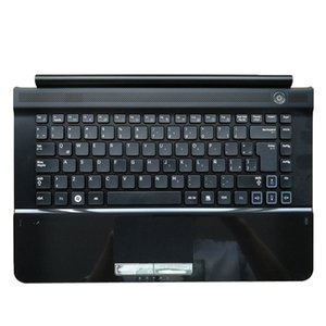 New Laptop Top Housing Case for Samsung RC410 RC420 RV420 RV413 RV412 RC415 Palmrest Cover W US English Keyboard UK BA75-02894K