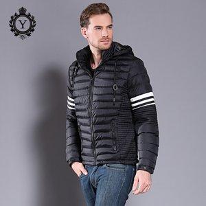 Dicke Baumwolle Outwear Jacket Männer Hohe Kapuze 2021 Gepolsterte Jacke Herren Qualität COUTUDI Mode Winter Warme Marke Parkas Bjdlx