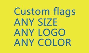 Изготовленный на заказ флаг вся выставка размера рекламируя воинский флаг / цифровую печать 100D полиэфира Знамени пляжа pongee DHL freeshipping