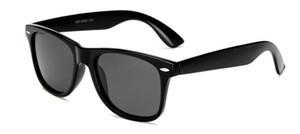 классика 2018 LVVKEE Марка высокое качество мода HD солнцезащитные очки Мужчины Женщины роскошные солнцезащитные очки поляризованные 2140 с логотипом