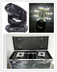 4pcs / lot с flightcase Robe Pointe 280w 3in1 Beam wash spot zoom Moving Head Light Beam 280 Beam 10r
