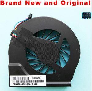 HP G4-2000 G6 G6-2000 G7 G7-2000 G7-2240US için CPU fan G6-2278DX işlemci soğutma fanı soğutucu 683193-001 DFS531205MC0T FB5S 685477-001
