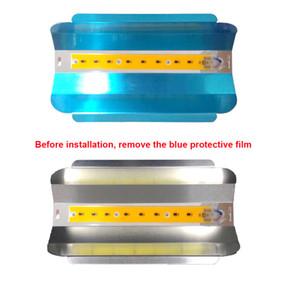 LED de ultra chip de mazorca LAMPARA 30W 50W 80W delgada reflector AC110V Spotlight iluminación Refletor Jardín urbano exterior