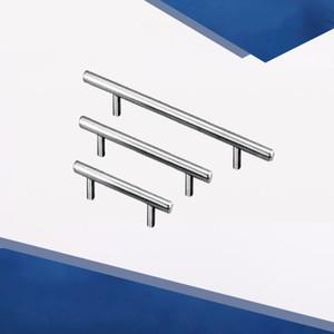T Tipi Dolap Paslanmaz Çelik Dolap Kapı Çekmece Pulls Dolap Ayakkabı Mutfak Dolapları Mutfak Aksesuarları 1 1JD gg kolları