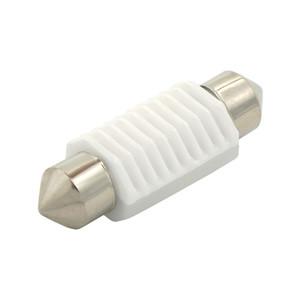 2X 31 36 39 41mm C5W 3030 Ceramic LED Car Festoon Dome Interior Reading Light Map Lamp Bulb DC12V 24V Canbus Error Free