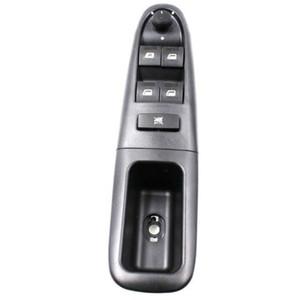 NEW 6554.CF Master-Elektro-Auto-Power-Hauptfenster-Schalter für Peugeot 406 1996-2004 Auto-Fenster-Schalter 6554CF High Quality