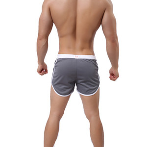 Neue schnell trocknende Kleidung Männer Casual Shorts Haushalt Mann Shorts Pocket Straps Inside Trunks Beach