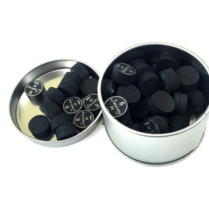 10pcs in pack Original Jassinry Black 6layers 14mm Billiards Pool cue tips in S M H high quality for game cue sticks