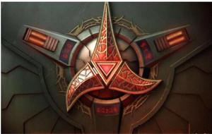 Envío gratis Abstract Star trek star trek klingons en línea 4 Tamaños Lienzo de Tela de Seda Impresión de Póster