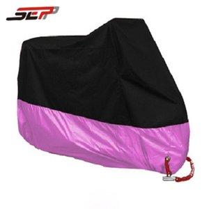 pink Waterproof Motorcycle Cover M L XL XXL XXXL XXXXL Moto motorbike Moped Scooter Rain UV Dust