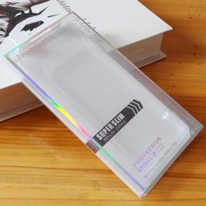300шт золотой прозрачный пластиковый ПВХ коробка с картонным внутренним лотком для Iphone XS Max XR 8 7 плюс 6S чехол для Samsung s8 s9 крышка