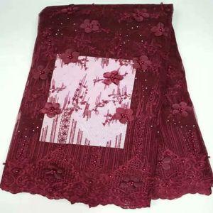 Latest New design African Cotton Swiss Voile Lace Fabric High Quality African Swiss Voile Lace with Rhinestones 699908306057