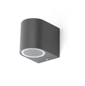 Modern LED wall light Porch lights for bathroom Waterproof IP54 Single garden outdoor lighting Aluminum wall lamp with bulbs LLFA