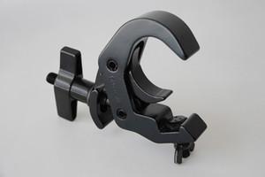 Pince de haute qualité faite sur commande de botte de tuyau d'échafaudage en aluminium 6061 avec l'écrou à oreilles pour 48 à 51mm SWL 250KG