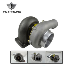 "TURBO T04Z T70 T4 brida A / R 84 A / R 0.70 ACEITE frío 4 ""banda de V TurboCharger T04Z-1 PQY-TURBO40"