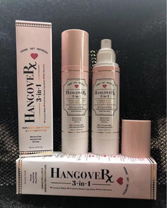 في المخزن!! Hangovepx 3 in 1 Primer spray setting 120ml Prime Set Refresh Makeup Foundation Primer by DHL
