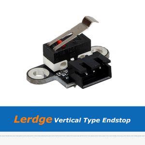 La impresora de 10pcs / Lot 3D parte el tope final, interruptor de LimitB mecánico vertical para el tablero de Lerdge S