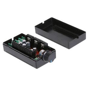 Placa de Controle de Velocidade DC10-40V PWM DC Motor 1600 W 40A DC Brush Motor Velocidade Governando Eletrônico Controle De Velocidade Do Ventilador