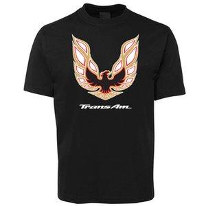 Herren T-Shirt Herren Bekleidung Übergrößen Neu Schwarz Trans Am Classic Retro Auto T-Shirt 100% Baumwolle T-Shirt