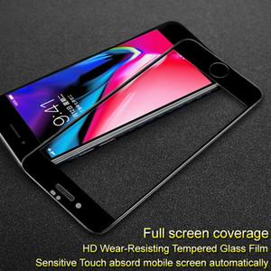Plein Ecran de protection pour iPhone XsMax Xs Xr X 8 7 6 5 s plus 6s S'en verre trempé pour protection avant iPhone 8 8Plus verre Film Nouveau