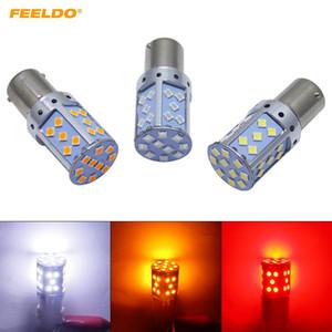 Feeldo Car 1156 BA15S / P21W 6-Side 3030 Errore 35LED Canbus gratuiti Girare coda Luce del segnale LED lampadina LED # 5512