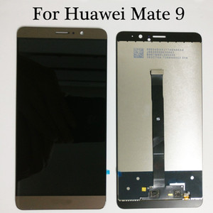 "5.9 "" полный ЖК-дисплей + сенсорный экран Digitizer Ассамблеи замена для Huawei Mate 9 MATE9 MT9 MHA-L09 MHA-L29 MHA-AL00"