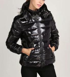 핫 패션 브랜드 여성 DOWN JACKET SHORT COAT MAYA OUTWEAR 다운 재킷 여성 겨울 코트 재킷 5 색 후드 코트