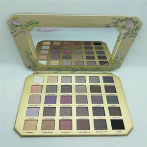 Новый макияж глаз Естественная любовь Окончательный Нейтральная Eye Shadow Palette 30 цветов Тени для век Косметика Eyeshadow Бесплатная доставка DHL