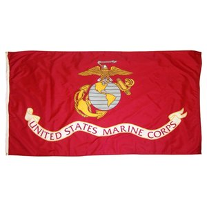 50pcs 3x5fts direto da fábrica 90x150cm estados unidos da américa exército EUA US flag USMC Corpo de Fuzileiros Navais