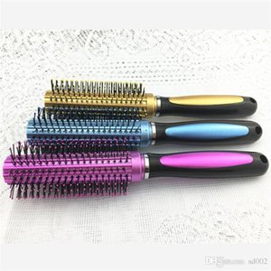 Kadınlar Kızlar Için Saplı Saç Fırçası ile Profesyonel Hairbrush Salon Modelleme Plastik High End Malzemeleri Sıcak Satış 3ay ii