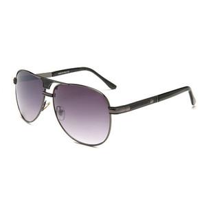 Cubojue Марка Мужские Солнцезащитные очки авиации Black Vintage Frog Pilot Sunglass Мужской Классический Солнцезащитные очки для женщин Мужчина Женщина