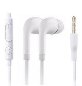 Casques écouteurs pour iPhone 5s / 6 / 6S / 7 / 7plus Pour GALAXY S2 S3 S4 Ace N7100 N7000 I9300 I9100 S5830i handfree