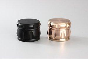 Nueva cuatro capas de aleación de zinc diamante rombo chaflán diámetro de humo 63 MM forma de tambor placa ligera amoladora