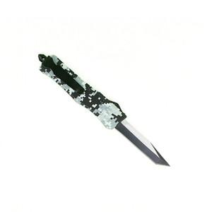 Специальное предложение Winter Digi 7 дюймов Маленький 616 Тактический нож 440C Single Edge Tanto Fine Black Blade-EDC Карманные ножи